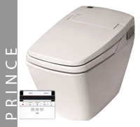 Luxury Prince Eco Bidet Button