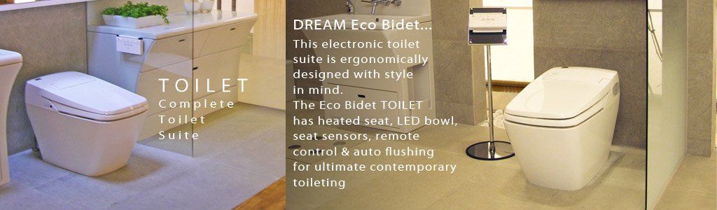luxury eco throne toilet
